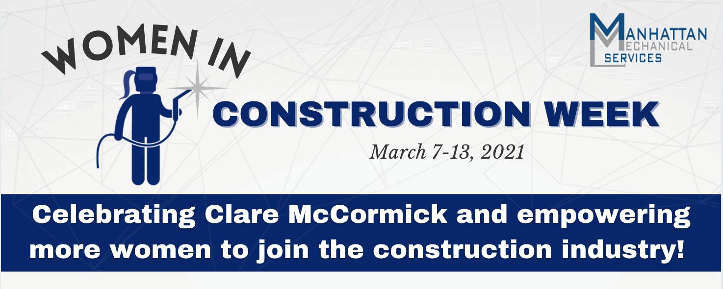 Manhattan Mechanical Women in Construction